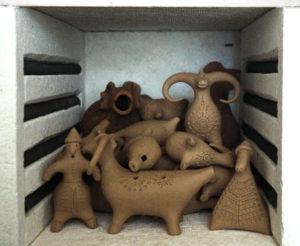 Муфельная печь Дело Мастеров обжиг глины